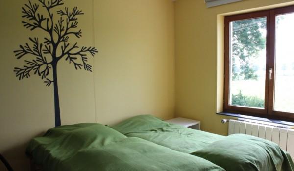 Chambre 2 lits 1 personne