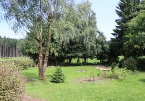 La jardin